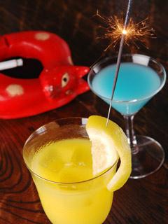 飲み物の写真です