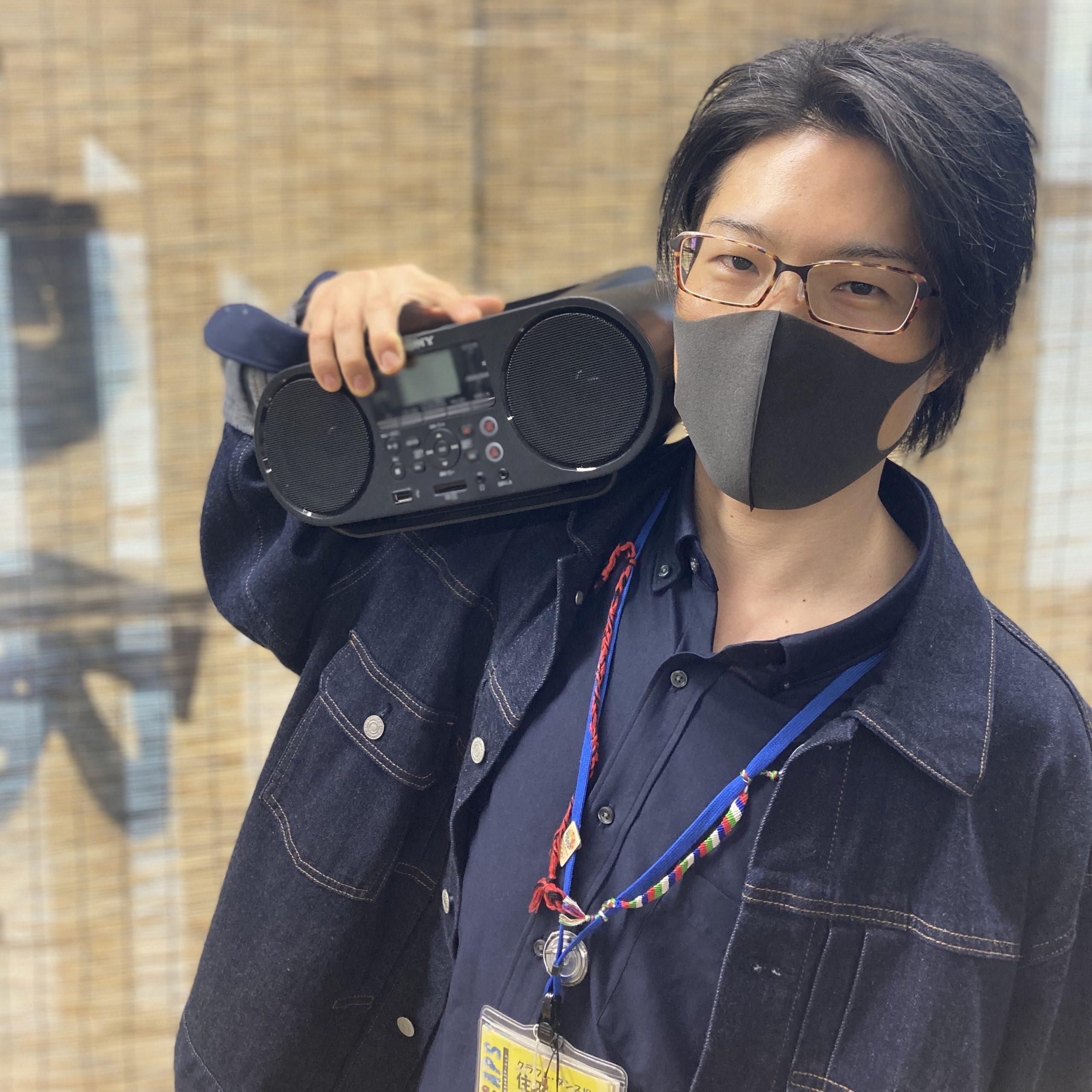 実行委員の住田さんです